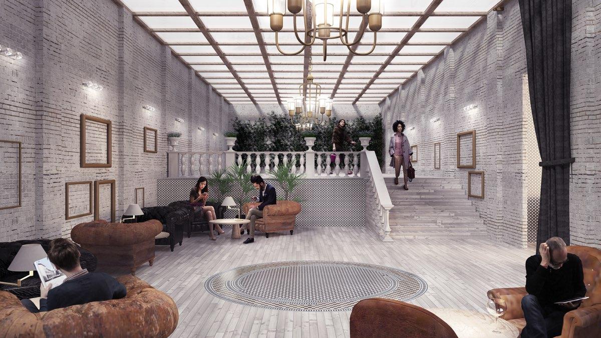 Proyectos BCN TILES HOTEL 1900.001