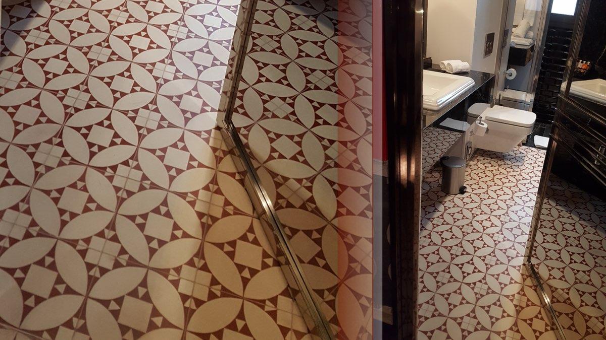 Proyectos BCN TILES HOTEL ROOM MATE ANNA.002